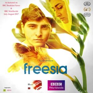 Freesia BBC Breakfast & World 2019